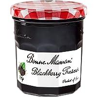 Bonne Maman巧婆婆黑莓果酱370g(法国进口)