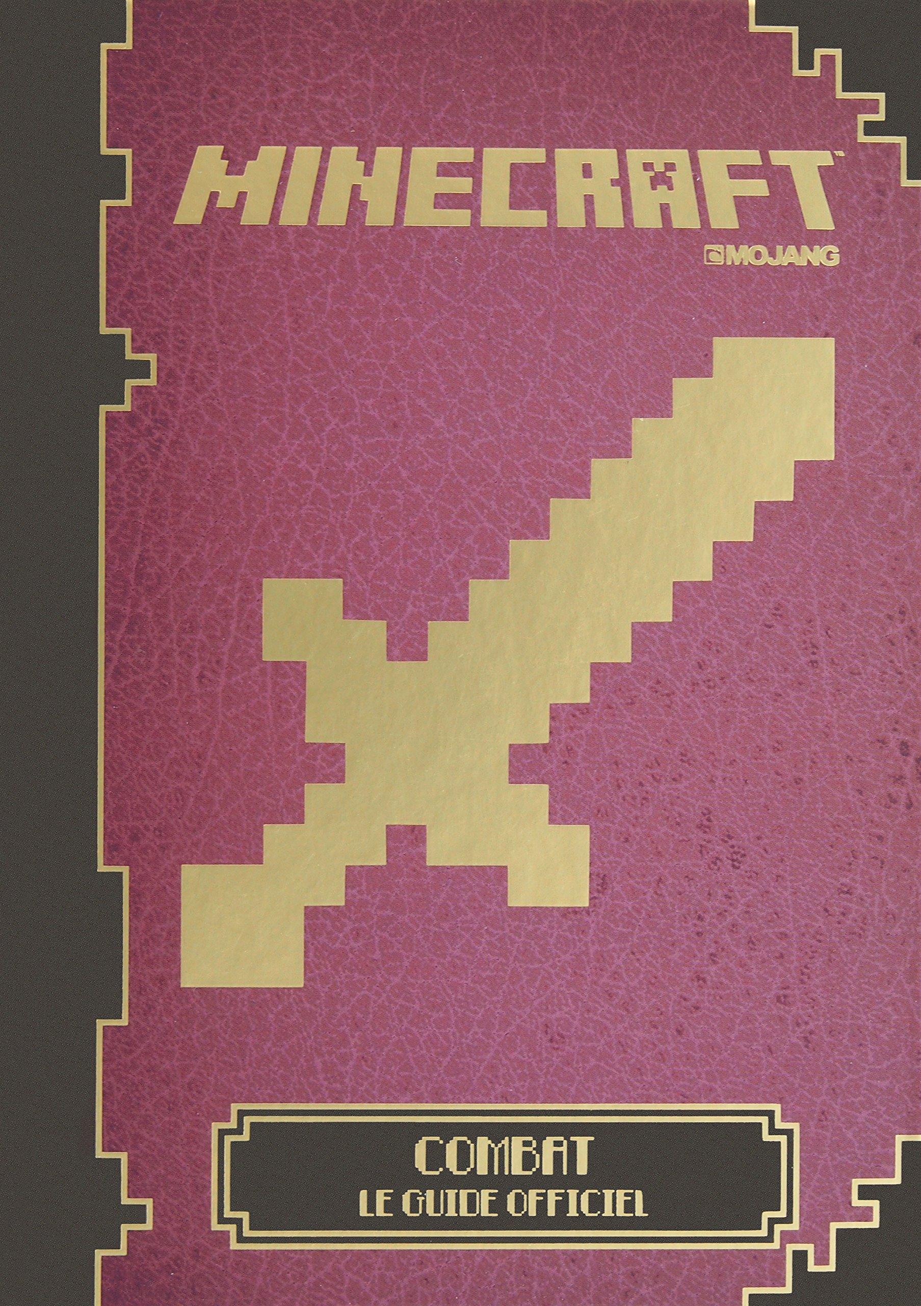 Amazon Fr Minecraft Combat Le Guide Officiel