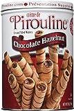 Pirouline Rolled Wafers Chocolate Hazelnut - 28oz