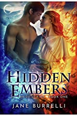 Hidden Embers (Bride of Fire Book 1) Kindle Edition