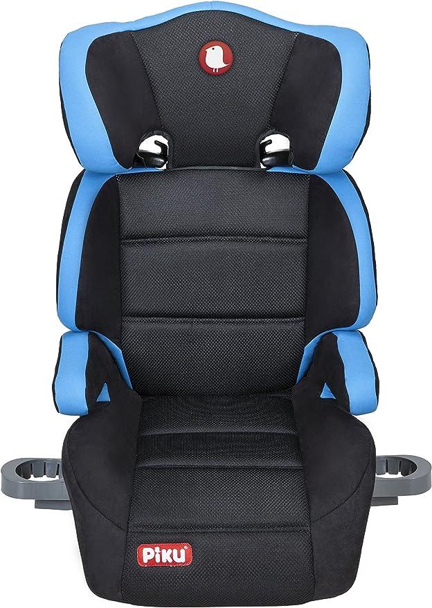 Piku 6227, Silla de coche grupo 2/3, azul/negro: Amazon.es: Bebé