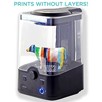 Polymaker Polysher, 3D Prints Polisher, Work with PolySmooth 3D Printer  Filament to Create The Layer-Free Print Surface