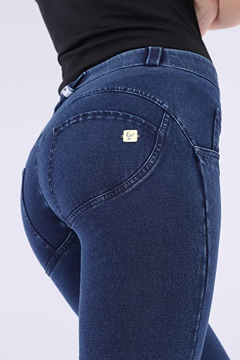FREDDY Pantalon WR.UP® Pattes d'éléphant à Taille Classique