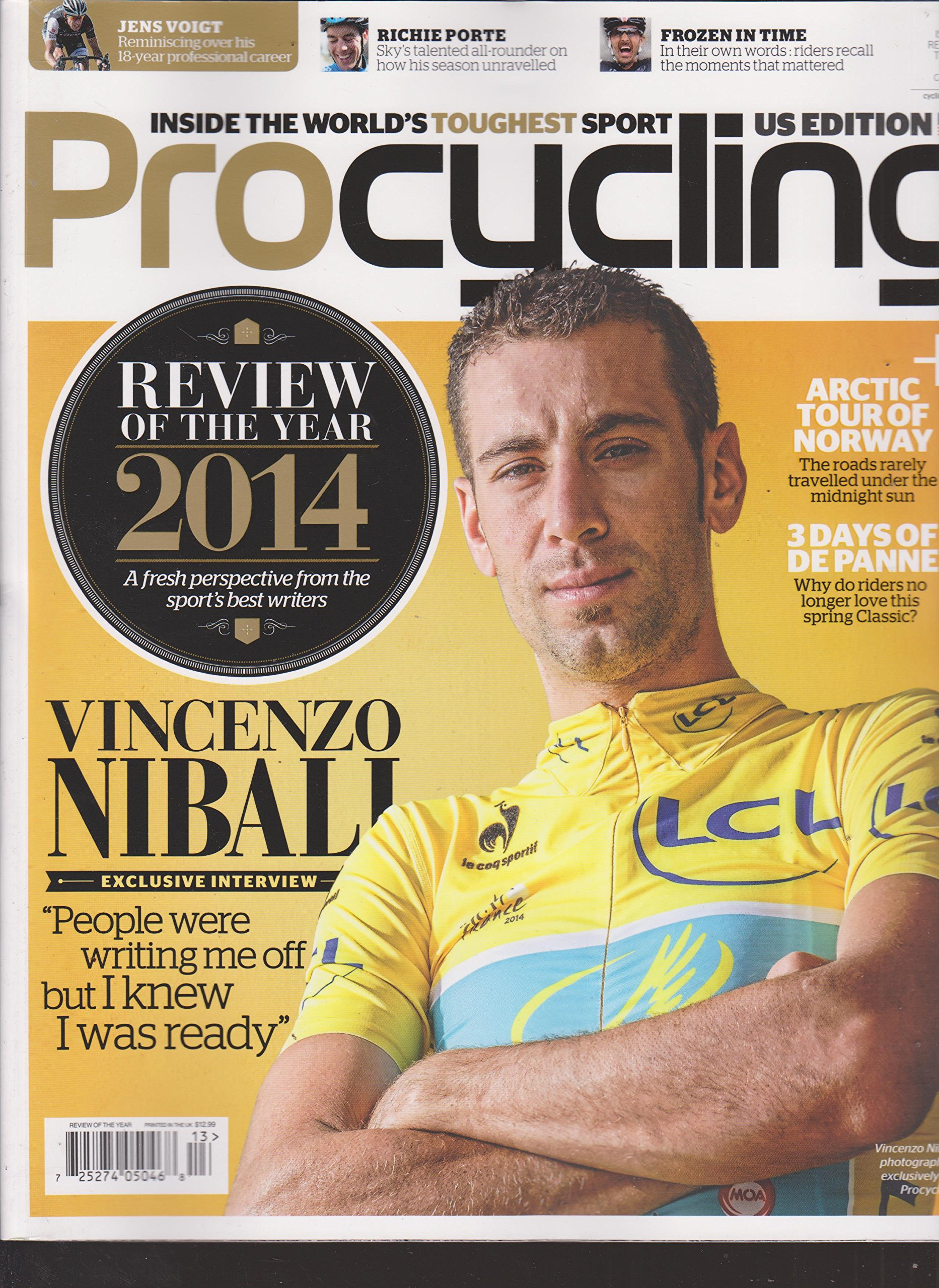 Pro Cycling Magazine Review of the Year Magazine 2014 PDF