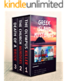 Greek Island Mysteries Boxed Set (Books 1-2-3): Gripping, psychological mystery/thrillers destined to shock you! (English Edition)
