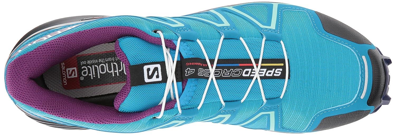 Salomon Women's Speedcross 4 W Trail Runner B01NA9VH01 10 B(M) US|Hawaiian Surf