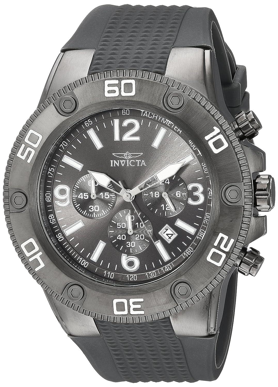 Invicta Men s 20273 Pro Diver Analog Display Japanese Quartz Grey Watch