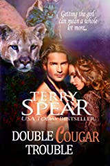 Double Cougar Trouble (Heart of the Cougar Book 4) Kindle Edition