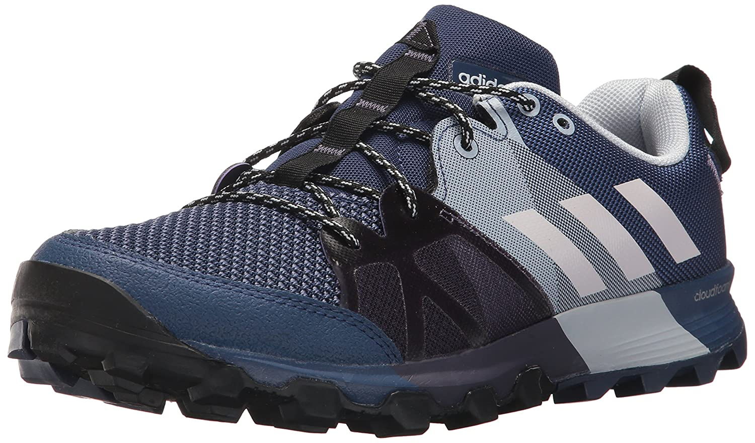 adidas outdoor Women's Kanadia 8.1 W Trail Running Shoe B072YWWSG6 10 B(M) US|Noble Indigo/Orchid Tint/Aero Blue