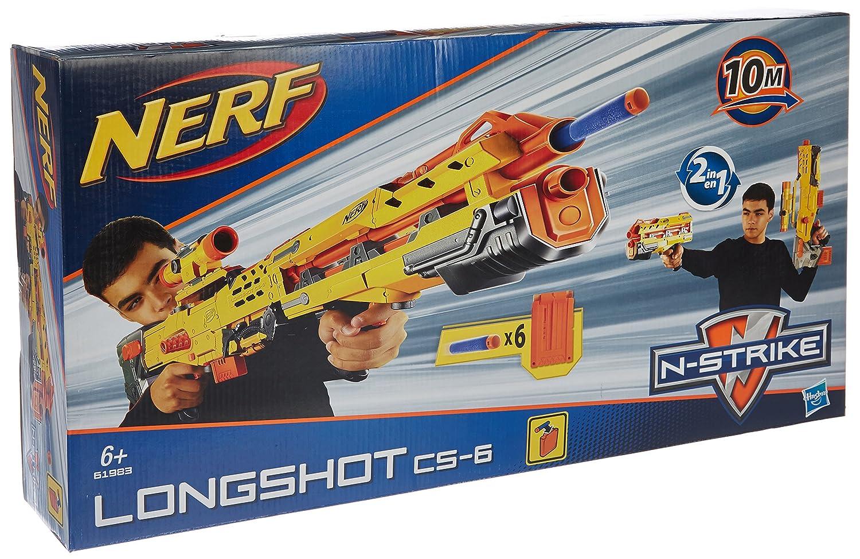 Hasbro Nerf N-Strike Long Shot Blaster