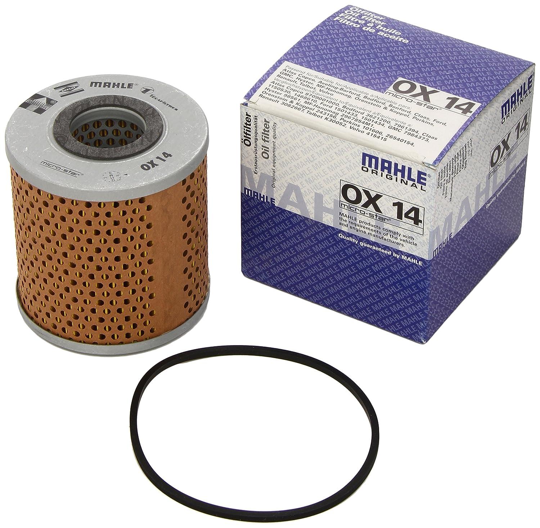 Knecht OX 14 filtro de aceite: Amazon.es: Coche y moto
