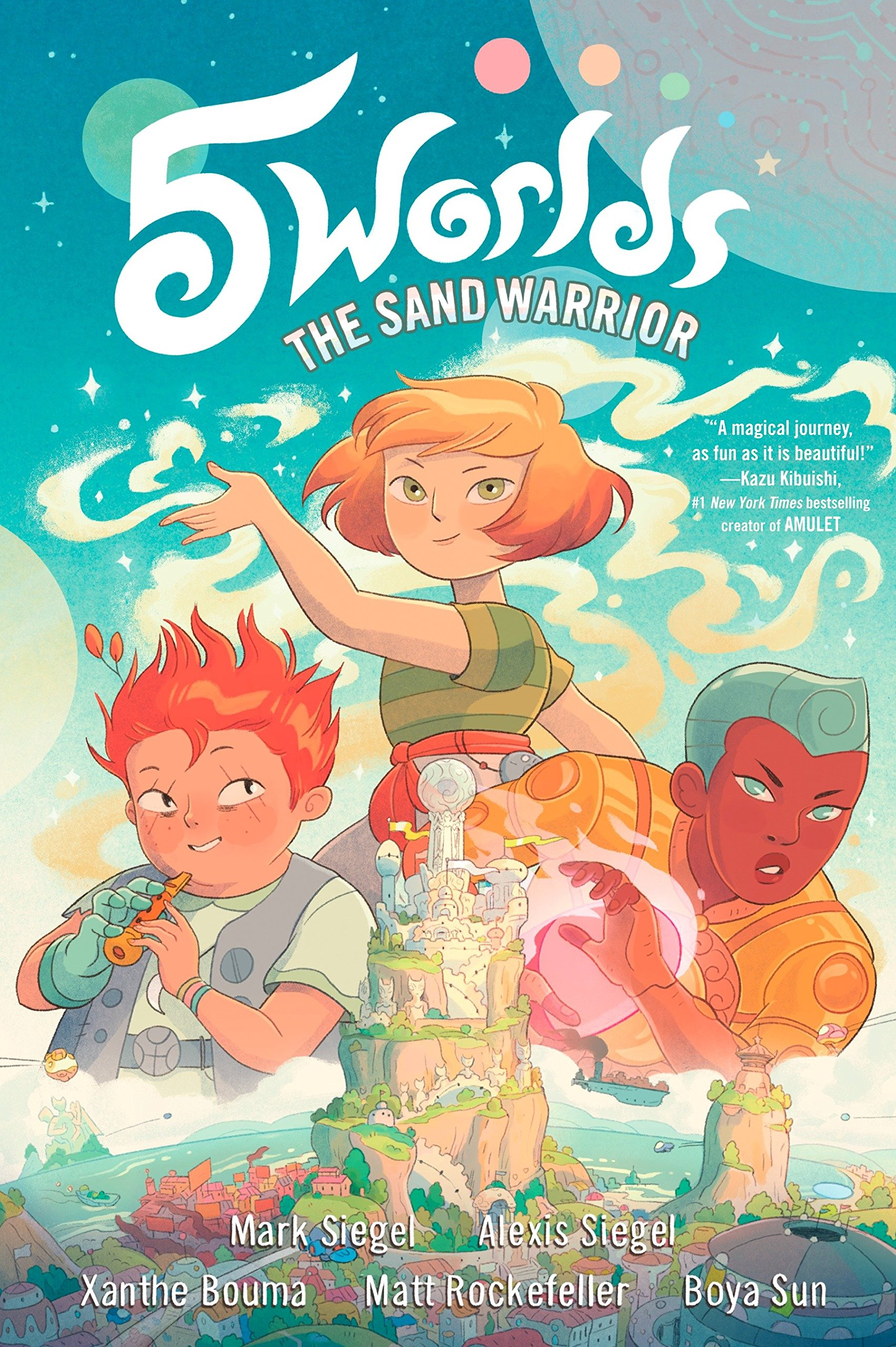Buy 5 Worlds Book 1 The Sand Warrior Book Online At Low Prices In