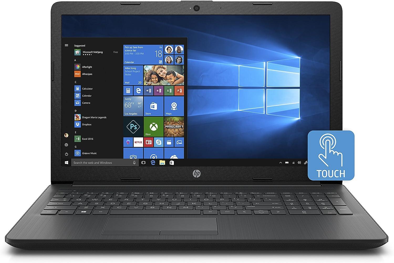 HP 15-inch Laptop, AMD Ryzen 3 2200U Processor, 8 GB RAM, 1 TB Hard Drive, Windows 10 Home (15-db0030nr, Gray)