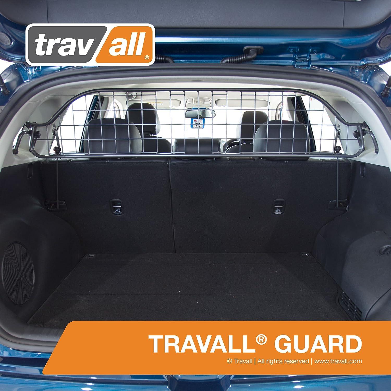 Travall® Guard Hundegitter TDG1534 – Maßgeschneidertes Trenngitter in Original Qualität