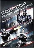 Robocop + Robocop 2 + Robocop 3 (Bilingual)