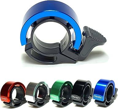Vélo sonnette I Love My Bike en aluminium /& plastique en bleu