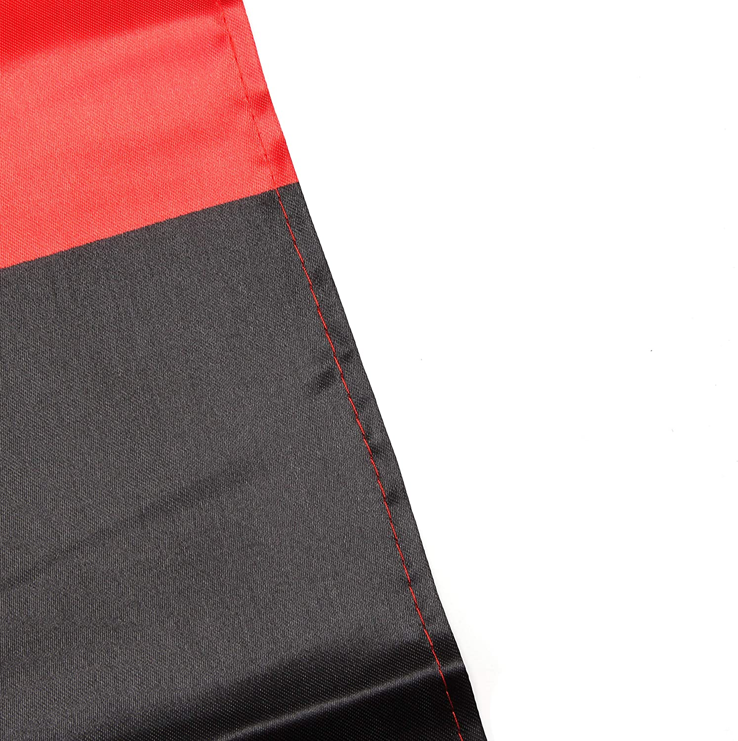 GLUUGES FC 3x5ft Football Club Polyester Flag for Manchester United Fan Use Indoor or Outdoor