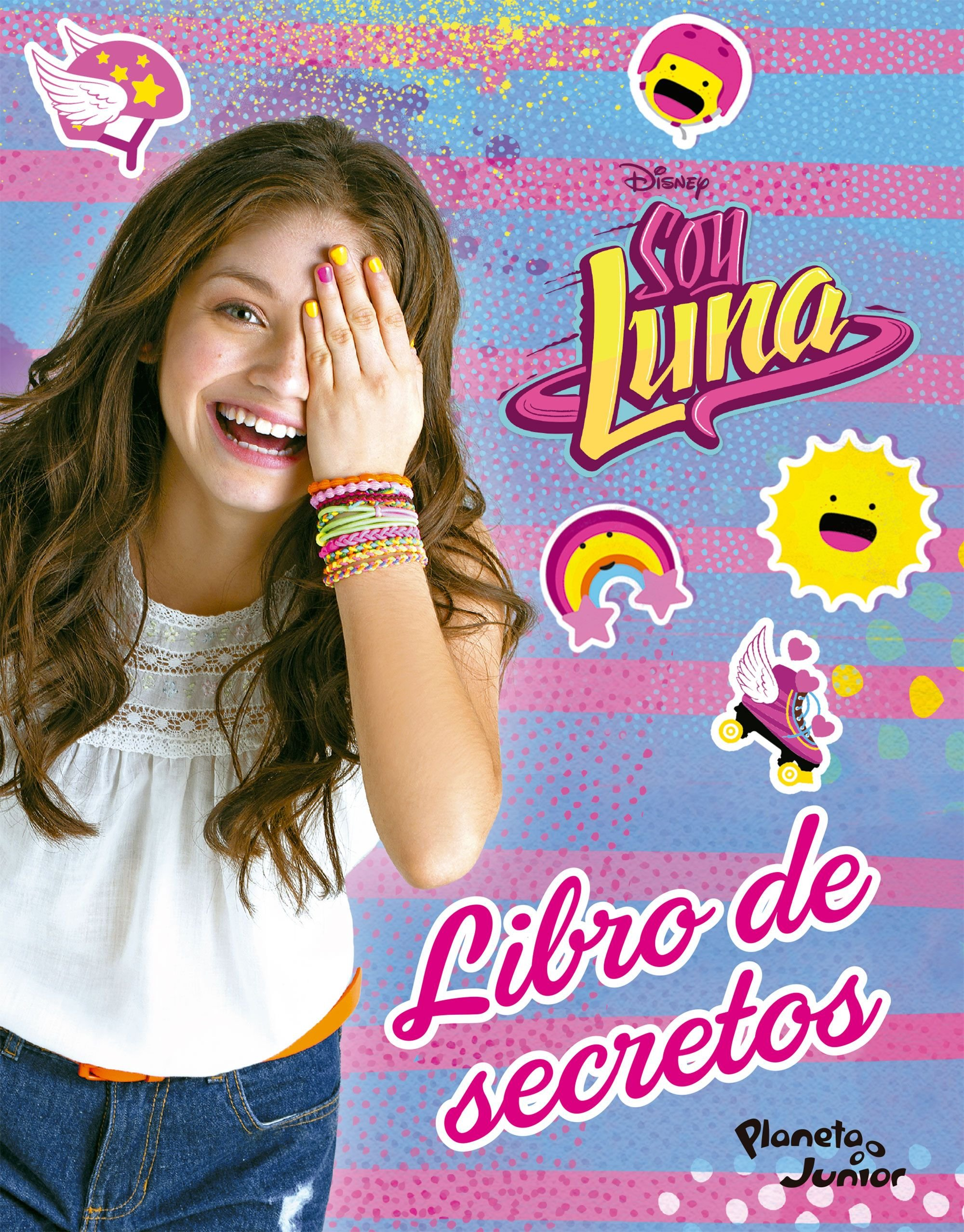 Soy luna. Libro de secretos (Spanish) Paperback – 2013