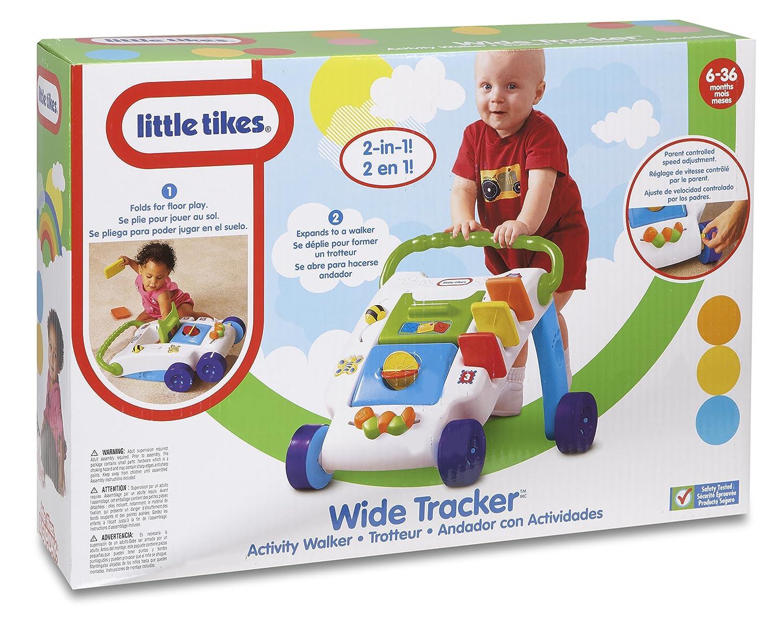 Little Tikes Wide Tracker Activity Walker Multicolor andador ...