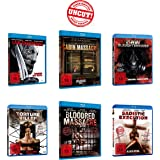 Torture Porn (Uncut!) - Blu-ray 6er Pack