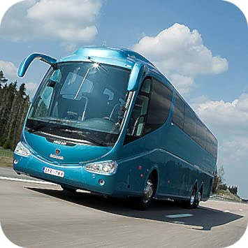 Game: City Bus Parking Simulator - Free Simulation: games driving Buses  Rush Truck Crash flying driver hill and highway for kids girls and boys