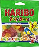 Haribo - Jelly Beans, Dragées Zuccherati con Ripieno di Gelatina, 85 g