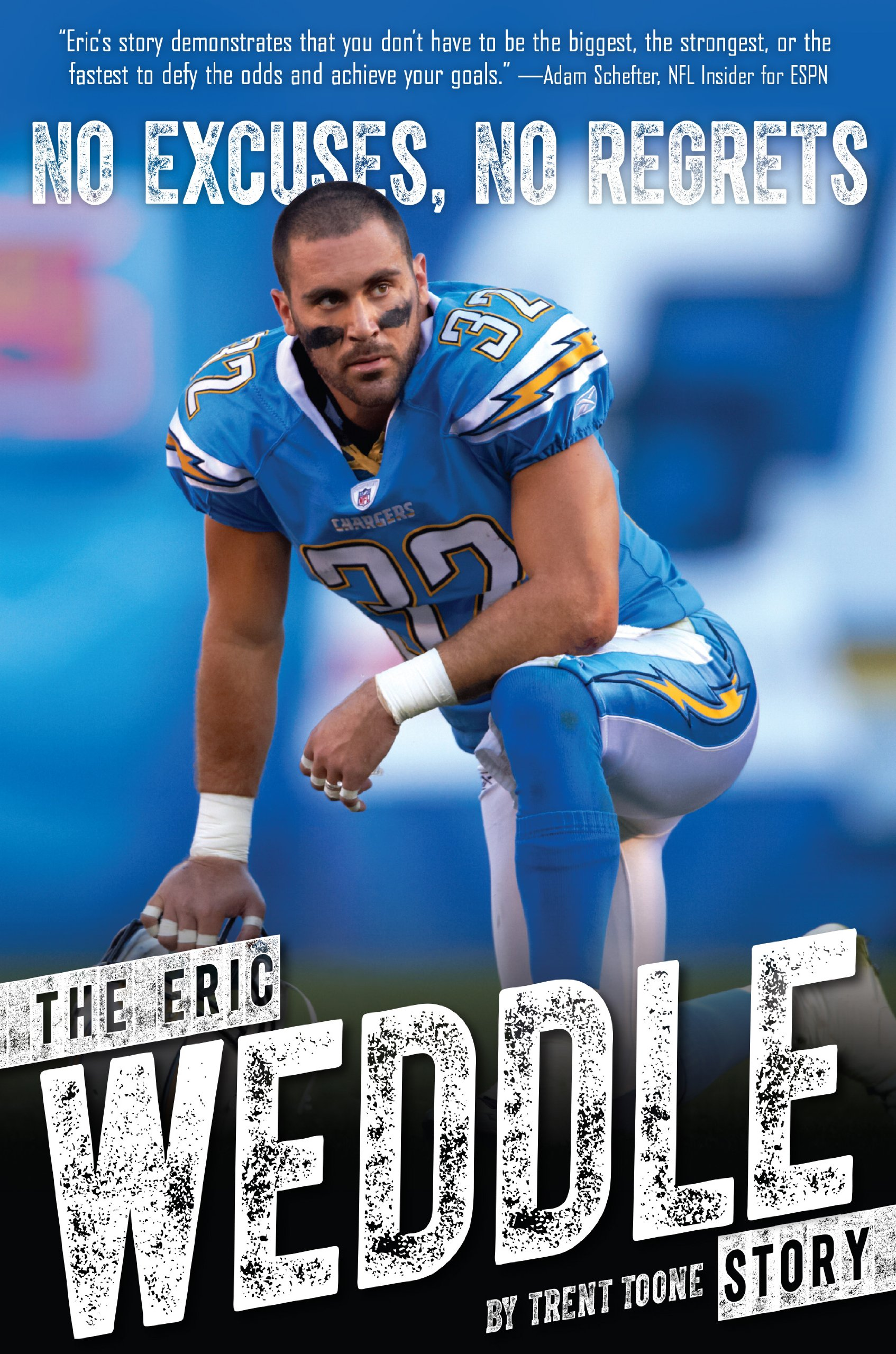 Download No Excuses, No Regrets: The Eric Weddle Story PDF