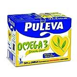 Puleva - Leche Omega 3 - 1 L (Paquete de 6)