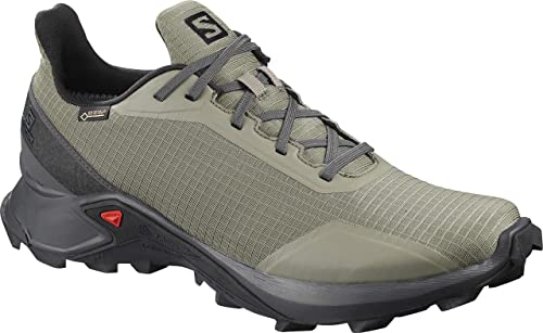 Salomon Salomon Alphacross Trail running shoe Ladies Gray