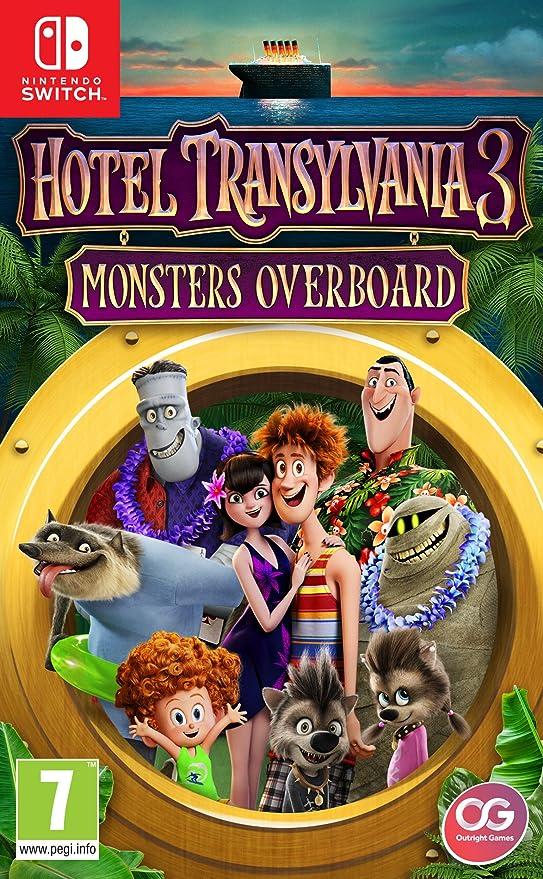 Hotel Transylvania 3: Monsters Overboard: Amazon.es: Videojuegos