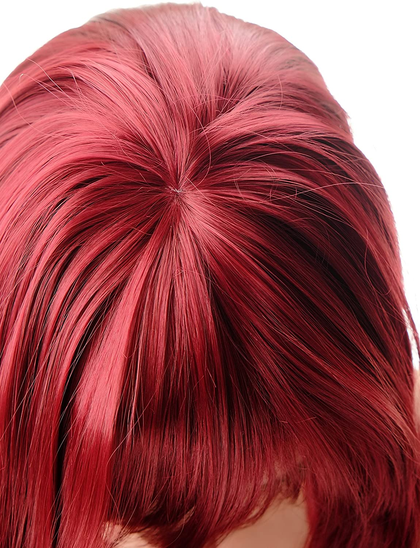 WIG ME UP- GFW78-39 peluca de mujer pelo corto liso Bob largo ...