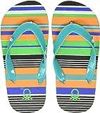 United Colors of Benetton Unisex Flip-Flops