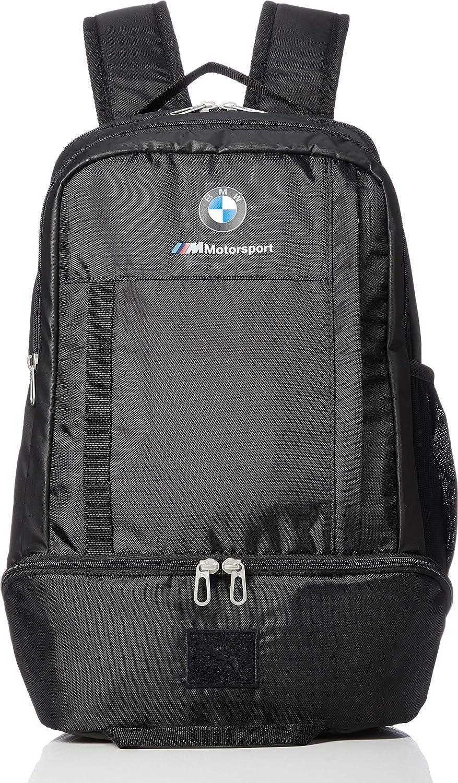 [プーマ] リュック BMW M モータースポーツ カプセル バックパック 075758  プーマ ブラック(01) B07LF99W54