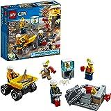 LEGO City Mining Team 60184 Building Kit (82...