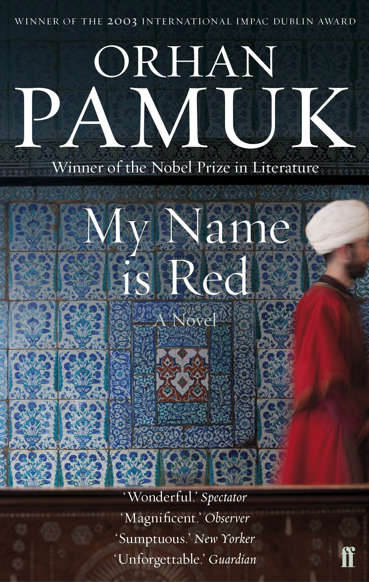 Orhan Pamuk My Name Is Red Pdf