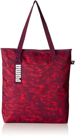 86361d84332b8 Puma Core Active Shopper Dark Purple-Love Pot OSFA  Amazon.de  Sport ...