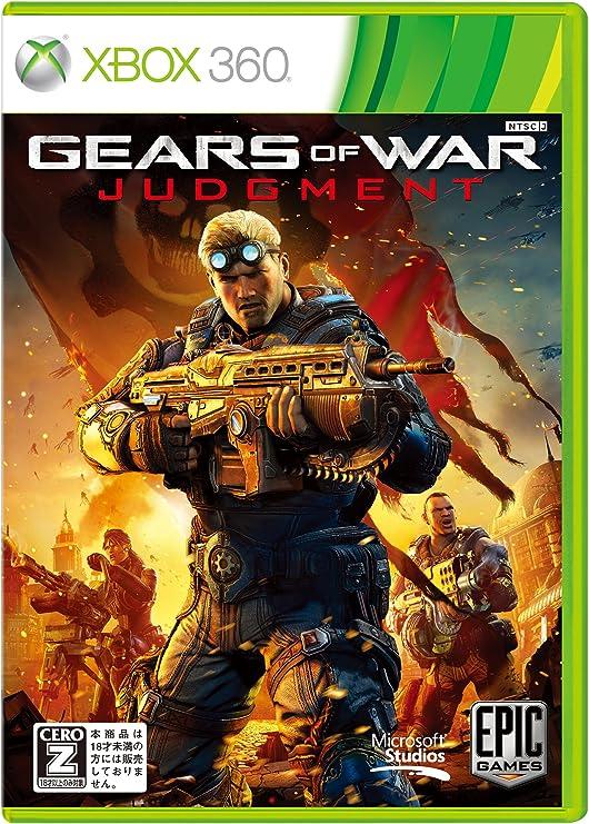 Gears of War: Judgment(xbox360)