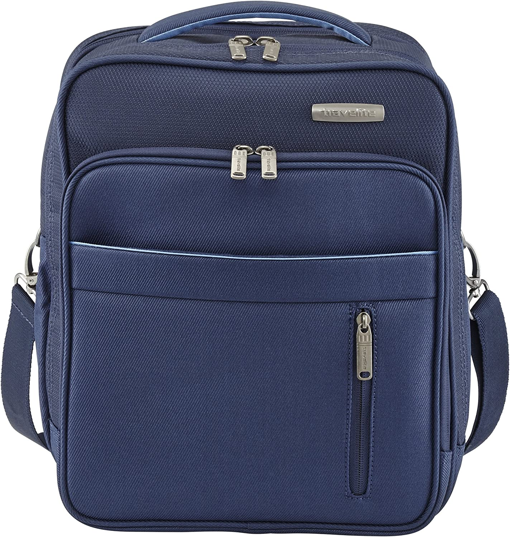 89803-20 Hand Luggage Travelite CAPRI Bordtasche Hochformat Marine Blue Marine 35 cm 19 liters