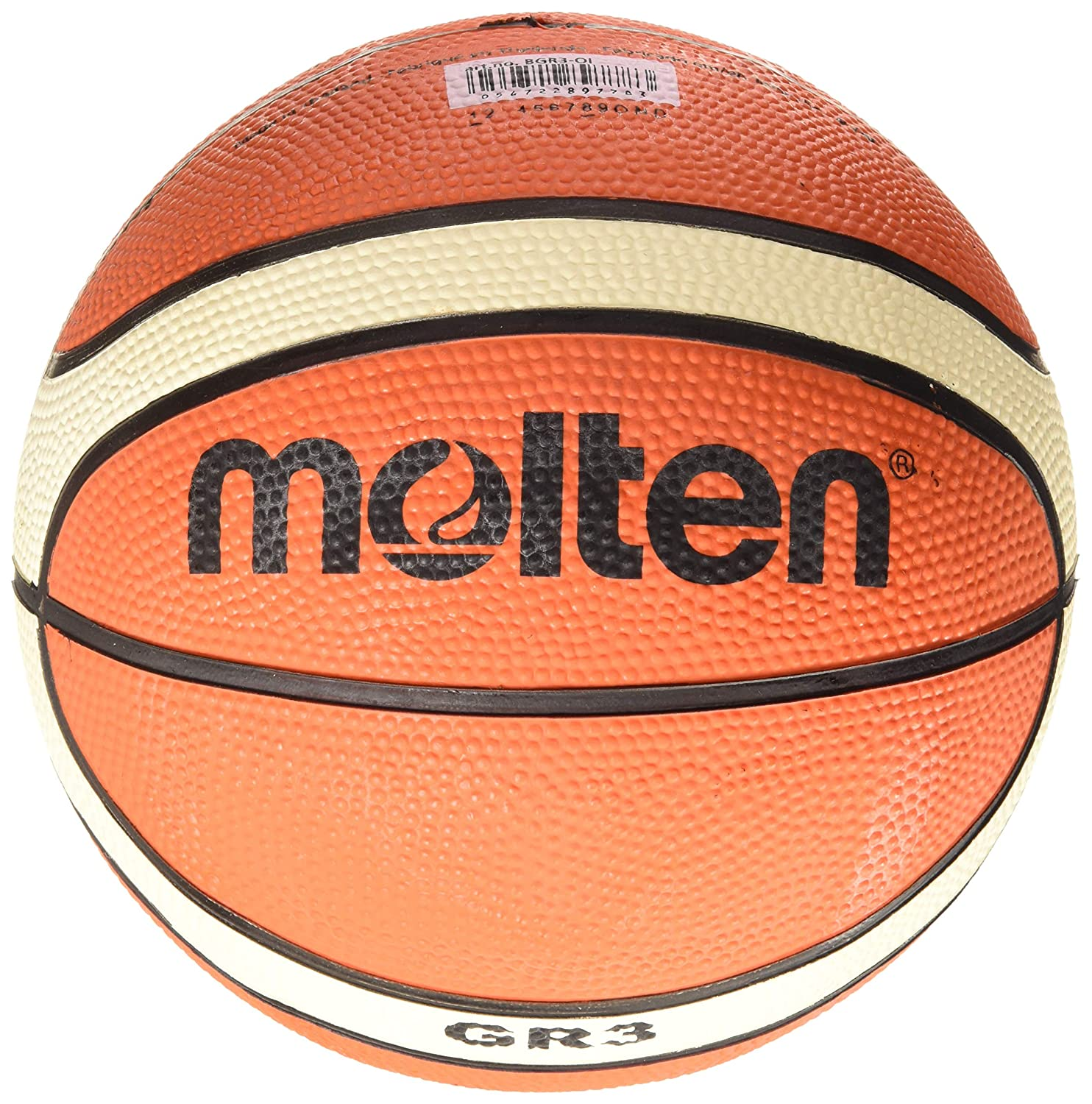 MOLTEN BGR-Oi Mark 2 Baloncesto - Tan, 3 tamaño: Amazon.es ...