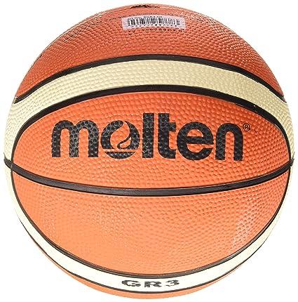 MOLTEN BGR-Oi Mark 2 Baloncesto - Tan, 3 tamaño: Amazon.es ...