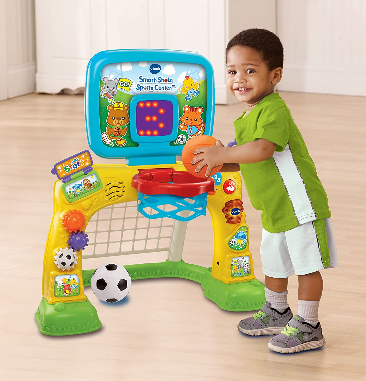 VTech Smart Shots Sports Center Amazon Toys & Games
