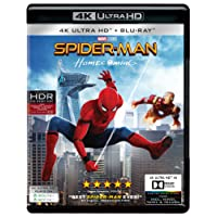 Spider-man: Homecoming (4K UHD & HD) (2-Disc)