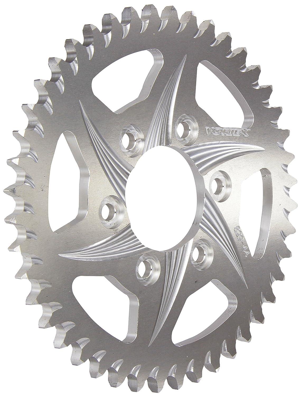 Vortex 822-44 Silver 44-Tooth Rear Sprocket
