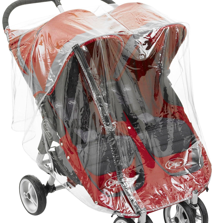 Baby Jogger Regenschutz City Mini–doppelt 11-26-084