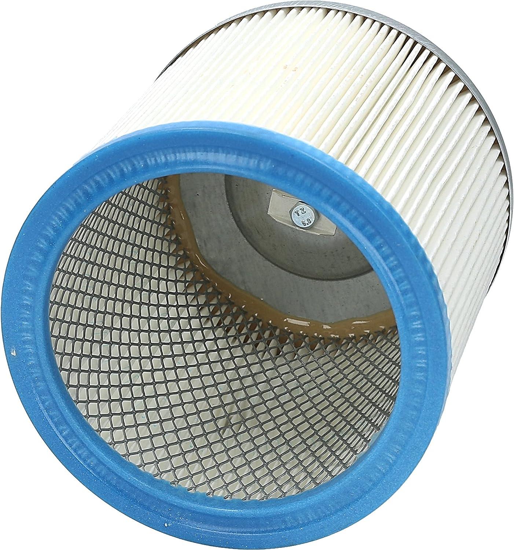 Pour usage sec Cartouche filtrante pour aspirateur Aquavac Herkules 1001