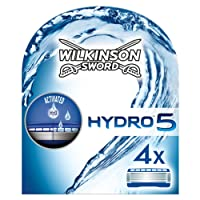 Wilkinson Sword Hydro 5 Razor Blades - Pack of 4