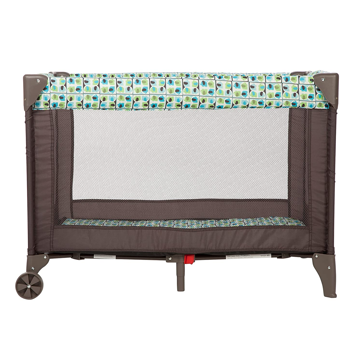 Cosco Funsport Play Yard Elephant Squares