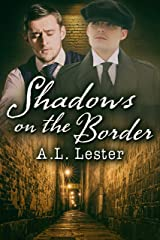 Shadows on the Border (Lost in Time Book 2) Kindle Edition