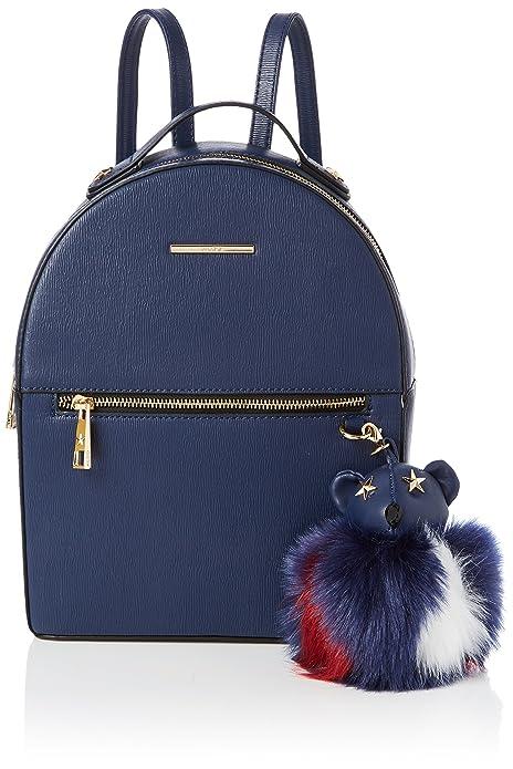 Aldo - Adraolla, Bolsos mochila Mujer, Blue (Navy), 9x30.5x23.5 cm (W x H L): Amazon.es: Zapatos y complementos