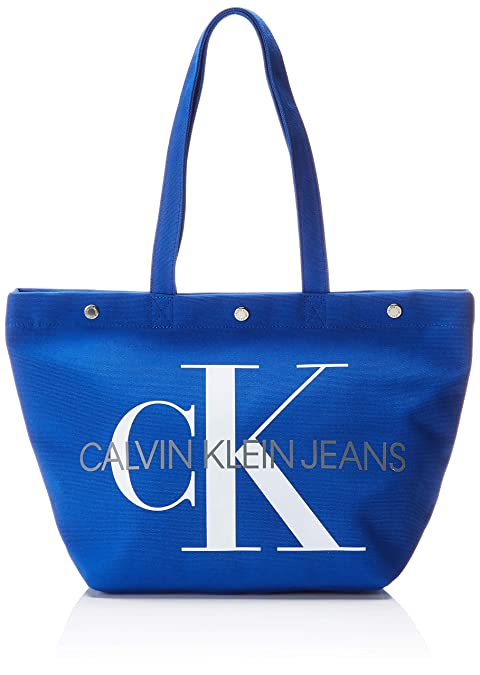 Calvin Klein Jeans Handtasche blau